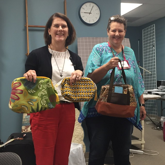8 retreat bag class