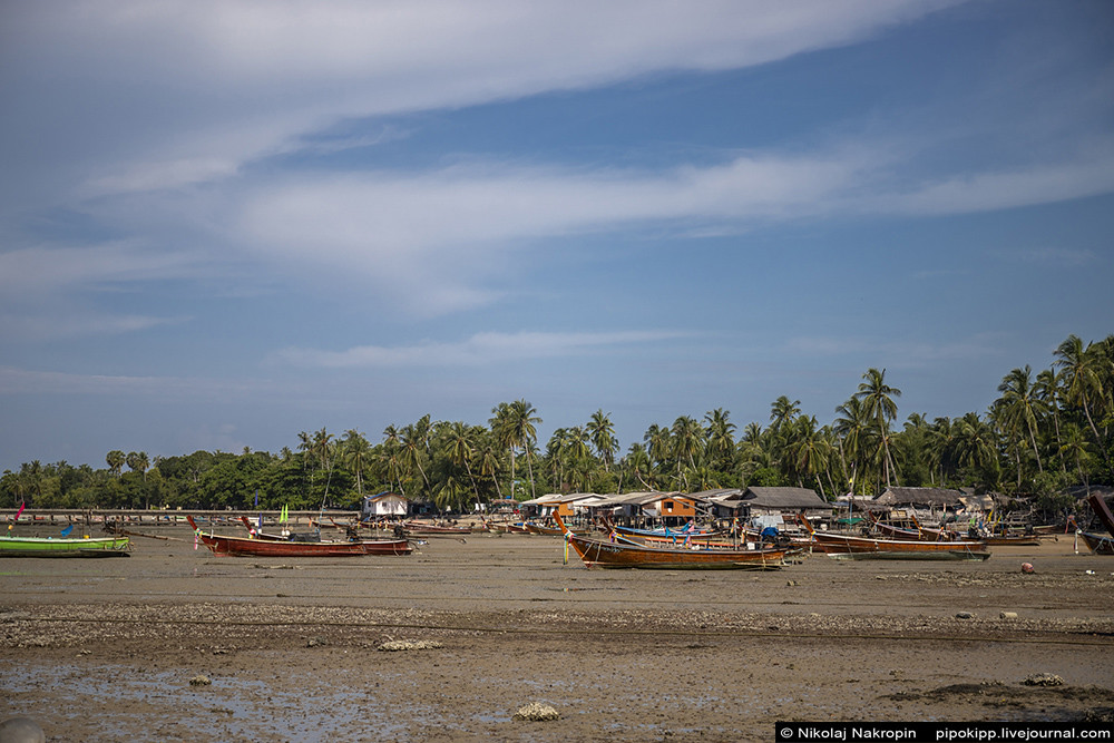 Тайский остров, где всё как тридцать лет назад