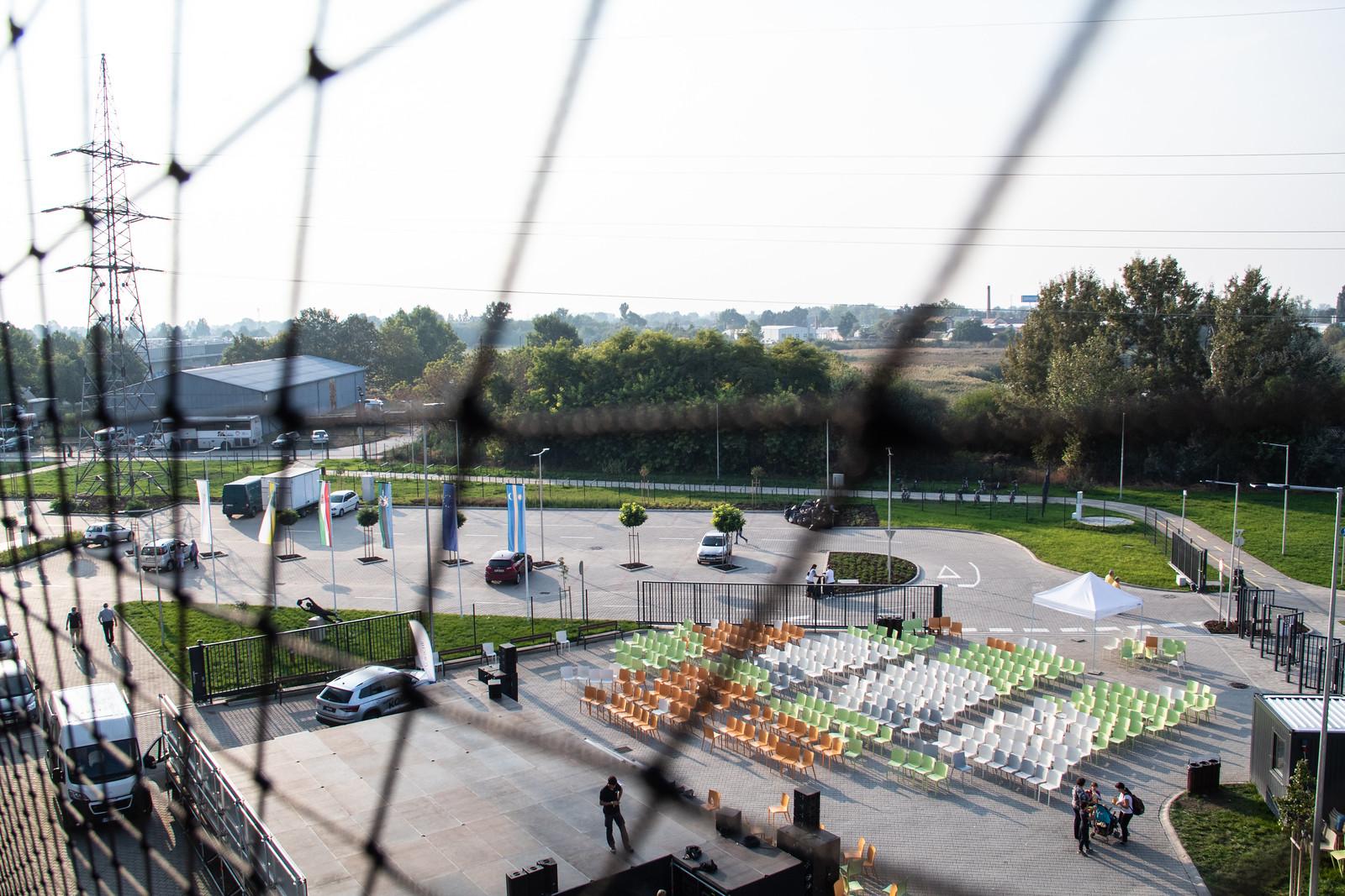 Magyarország legjobb vidéki rendezvényhelyszíne lett a Szent Gellért Fórum