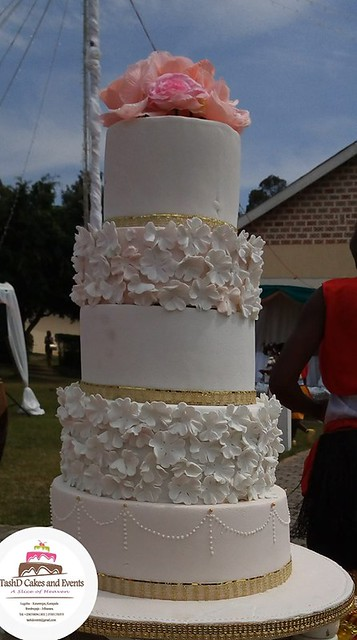 Cake by TashD Cakes & Events
