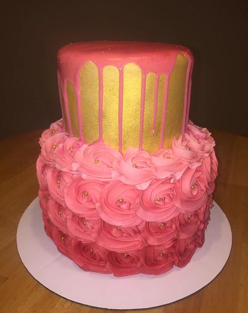 Cake by Sarah's Sweet Sensations