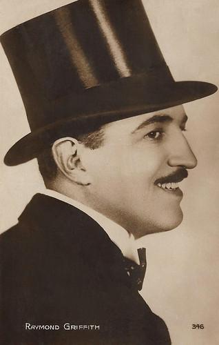 Raymond Griffith