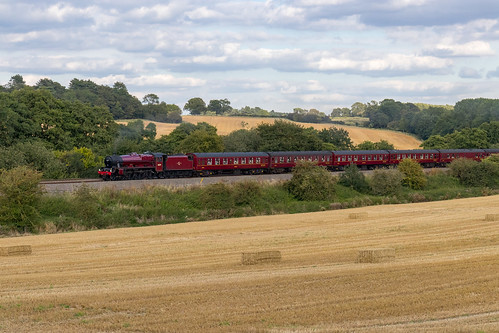 Red Jubilee | by David likes trains