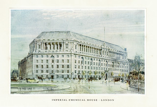ICI - a short account of the activities of the company, 1929 - Imperial Chemical House, Millbank, Westminster, London