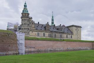 Kronborg Castle (Hamlet's Elsinore)