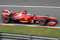 Ferrari F138 Fernando Alonso
