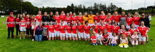 Ladies Senior Club Championship Final 2019