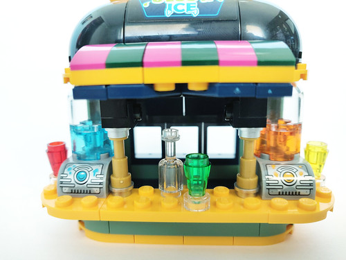 LEGO Hidden Side Newbury's Juice Bar (40336)