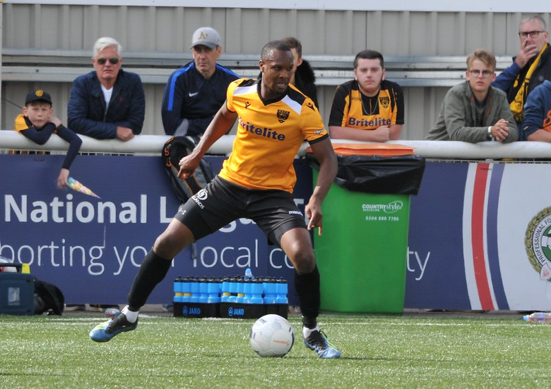 Maidstone United v Havant & Waterlooville 066