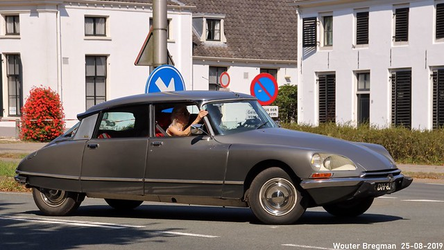 Citroën DS 21 IE Pallas 1971