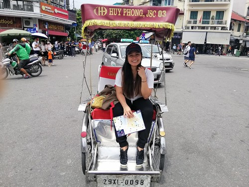 Vietnam Hanoi Cyclo 2 (2)