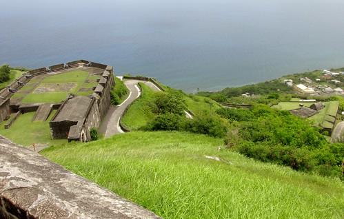 Brimstone Hill Fortress -  St. Kitts