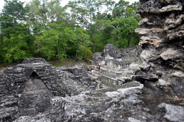 tikal from guatemala city