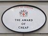 The Award of Cheap