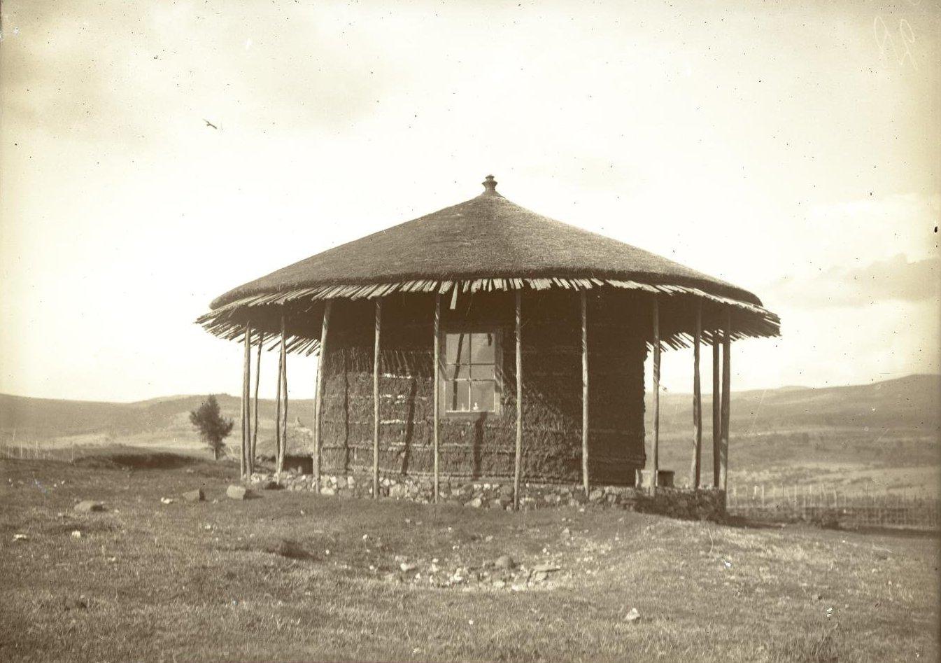 318. 1899. Абиссиния. г. Аддис-Абеба. Русский госпиталь. Операционная