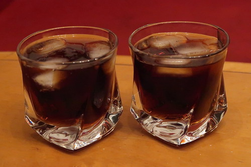 Whiskey Cola (mit Jack Daniel's)