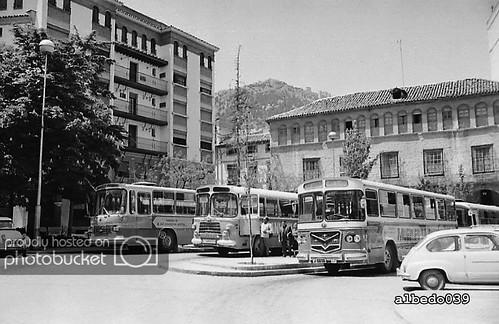 autobús Nazar Jaen