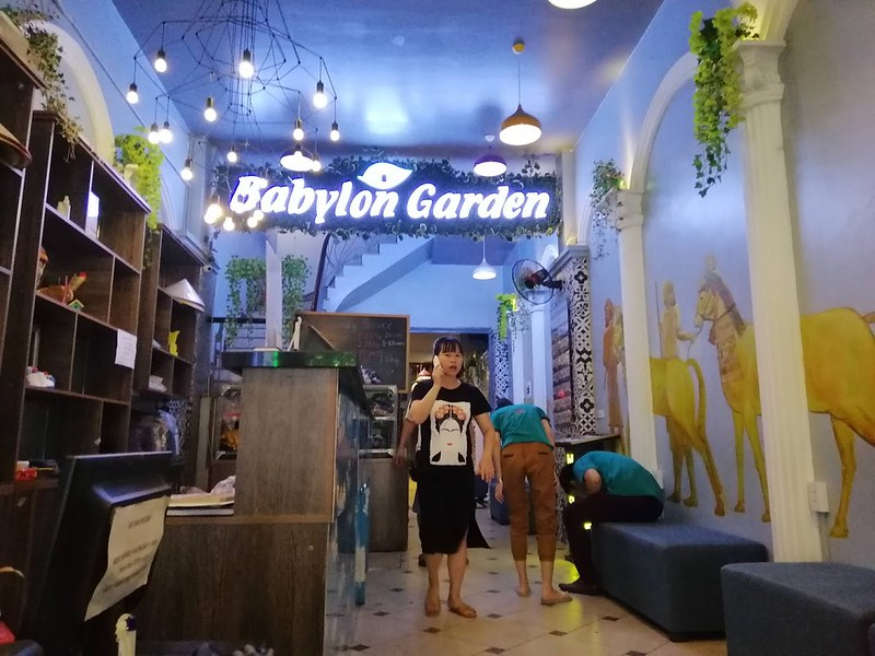 The Babylon Garden Hostel 5