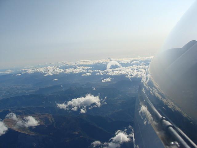 08.09.2019 - Welle mit Rotorwolke in großer Höhe