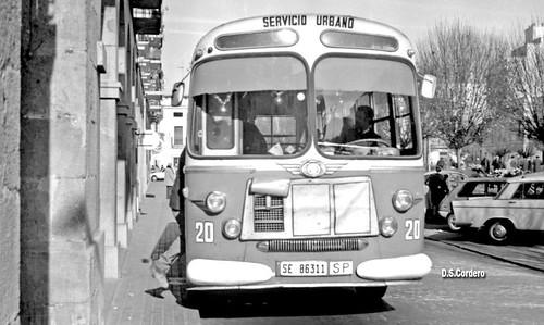 autobús Nazar Don Benito