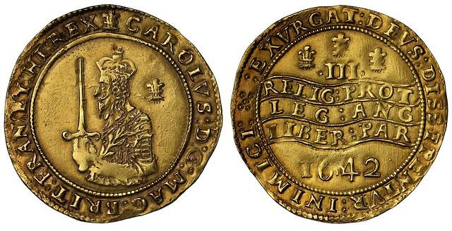 1642 Gold Triple-Unite