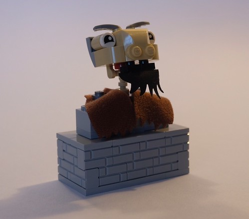 Lego old man (WIP)