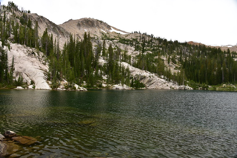 Edith Lake Trail
