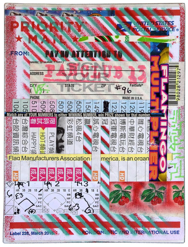FANCLUB 13 - sticker # 96