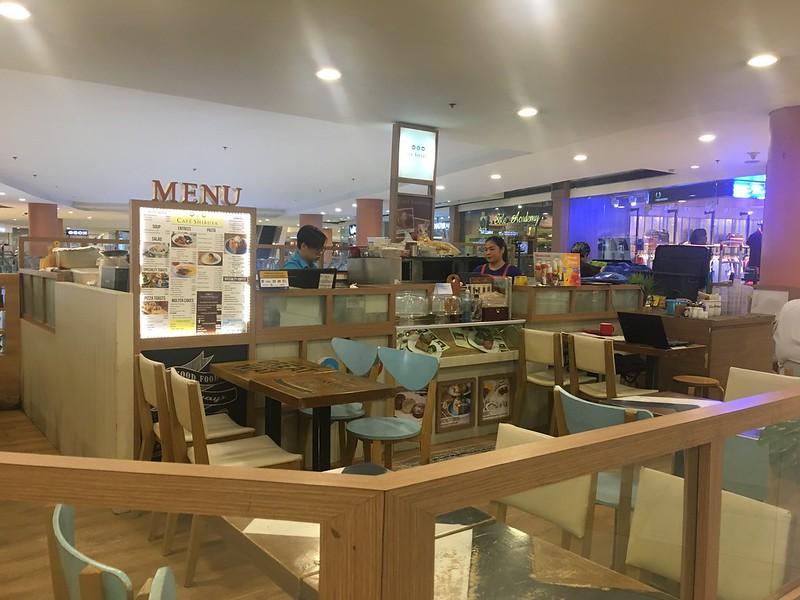 Cafe Shibuya, Trinoma