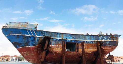 christoph-buchel-boat