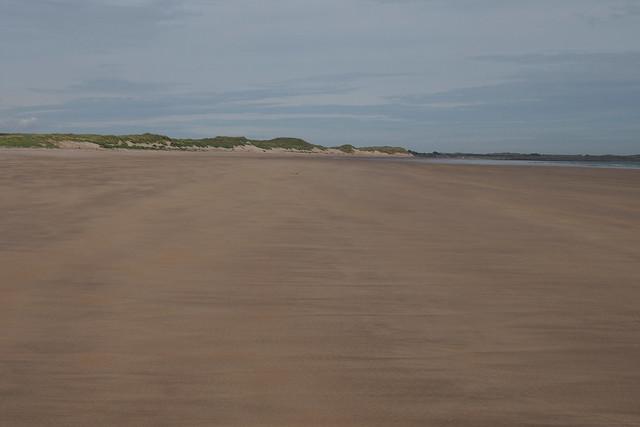 Ross Links, Northumberland