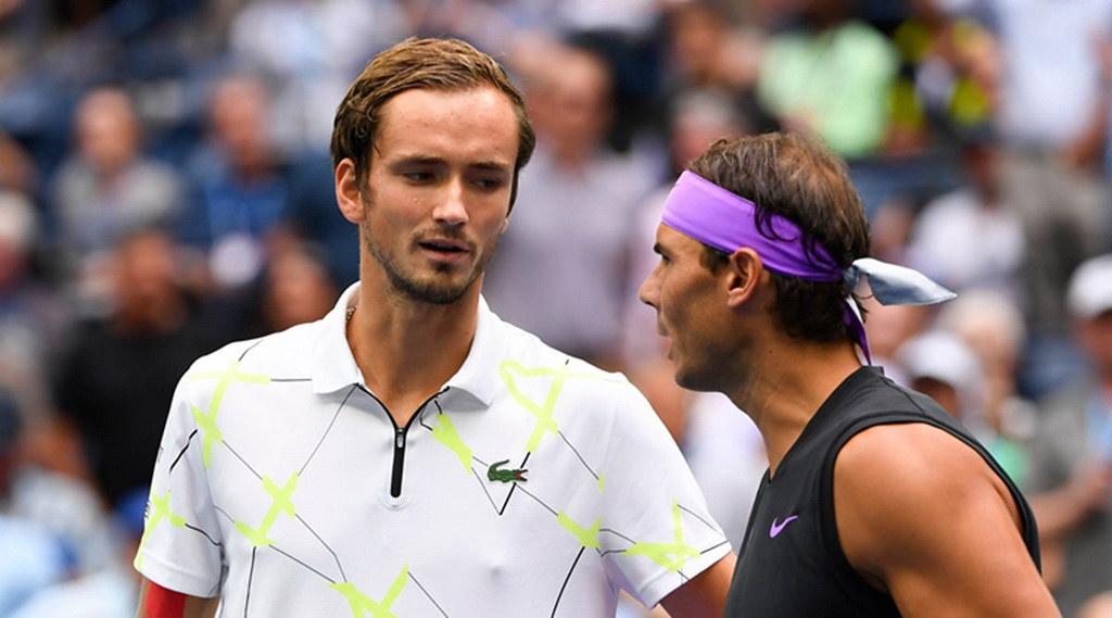 Nadal-Medvederer US Open 2018