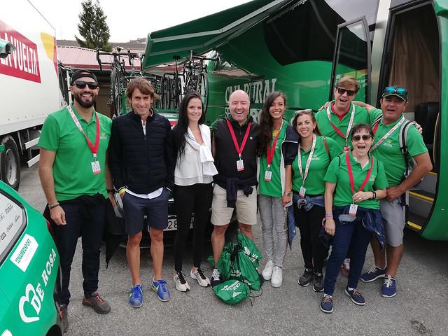 Etapa 15 La Vuelta 2019 (Tieno - Alto del Acebo)