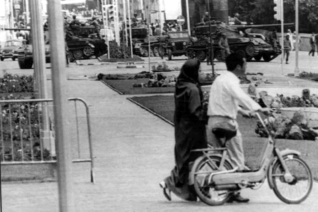Tentative de coup d'État à Rabat et Skhirate le 10 juillet 1971  48702447153_98ec3f138f_o