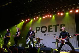 Poets of the Fall ProgPower USA