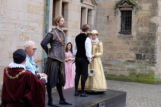 Hamlet, in Elsinore