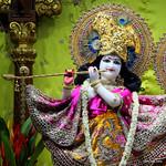 ISKCON Juhu Mangal Deity Darshan on 9th Sep 2019