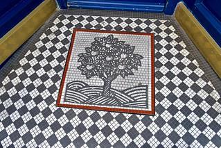 Tile Tree, Edinburgh, UK