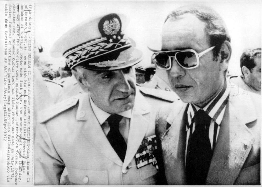 Tentative de coup d'État à Rabat et Skhirate le 10 juillet 1971  48702782821_6ddb7bc2ca_o