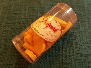 Vegan Passionfruit Chocolate