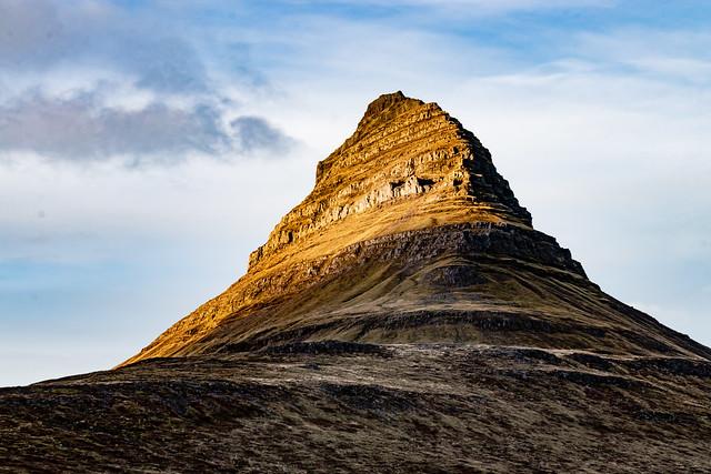 Iceland's Kirkjufell Mountain 250 of 365 (Year 6)