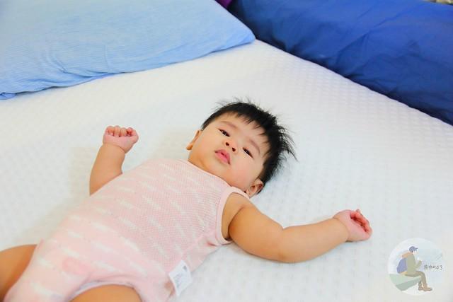 七段式量身釋壓床墊