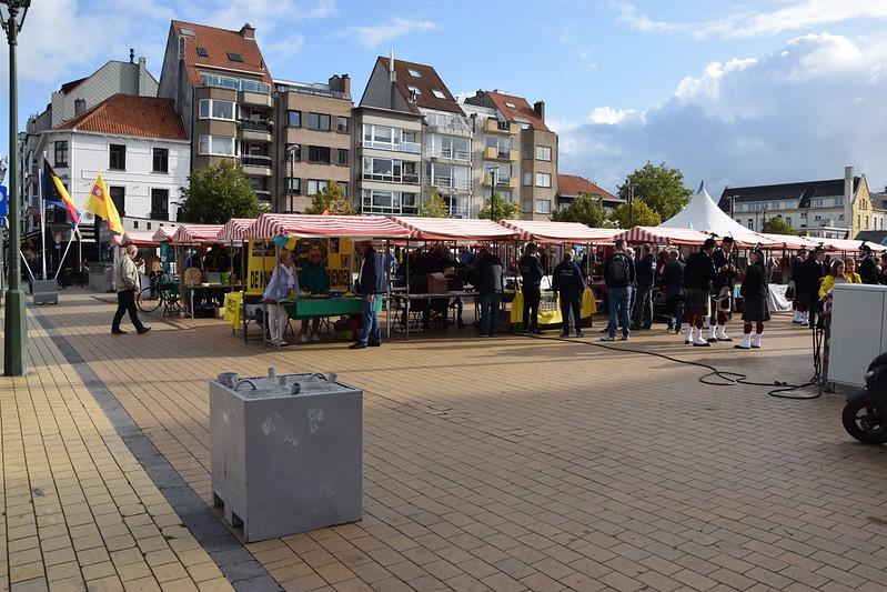 Vrijetijdsmarkt 2019 (Verweeplein, Knokke) 08/09/2019