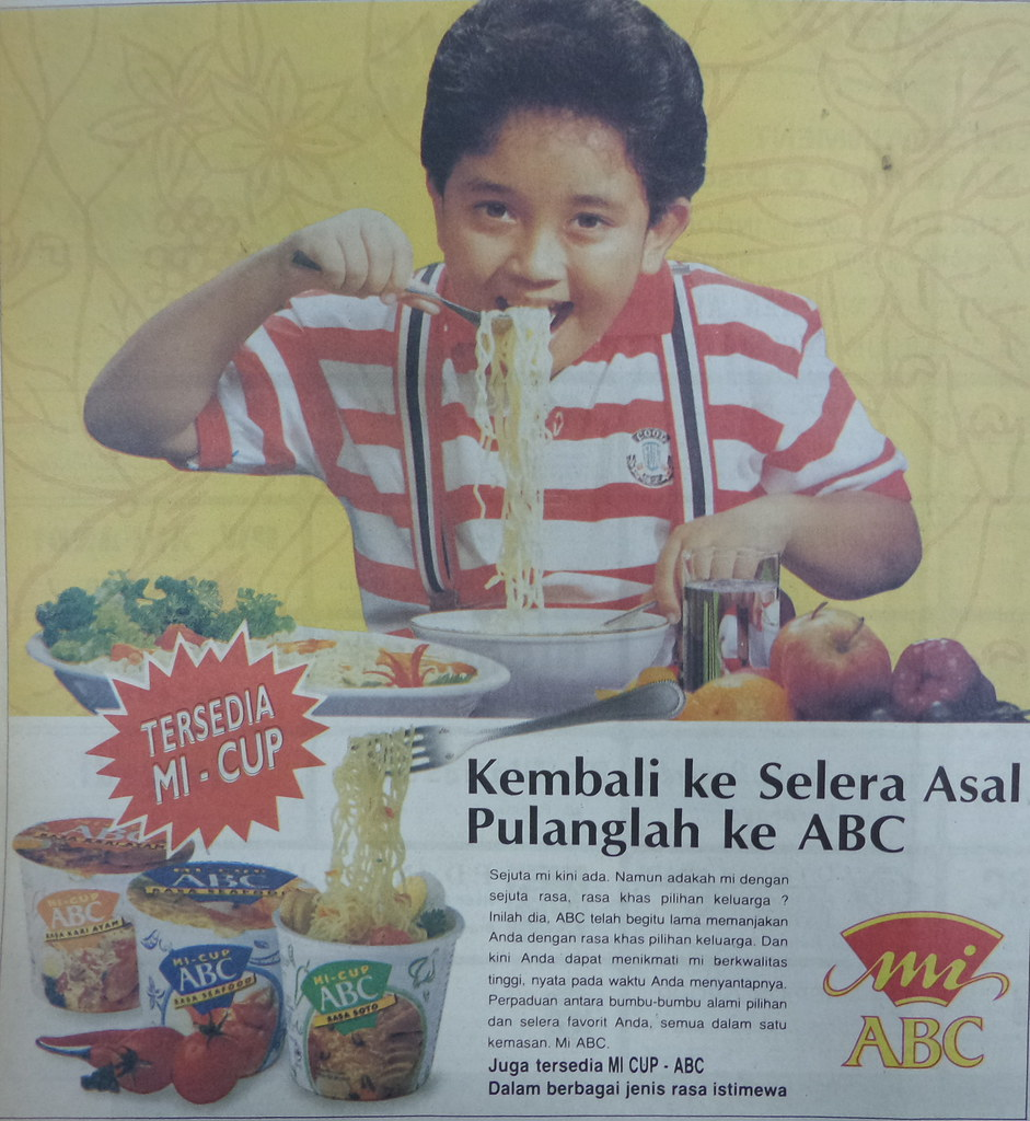 Mie ABC - Jawa Pos, 10 Februari 1994