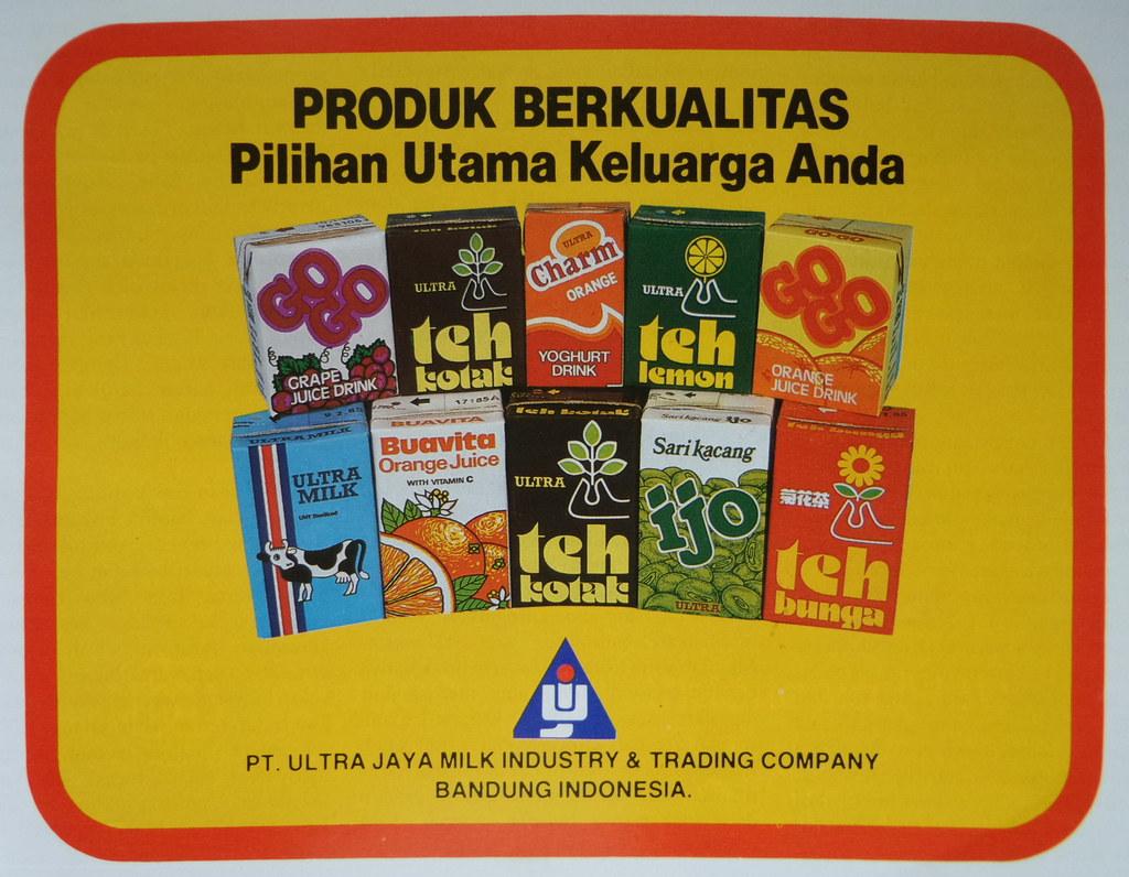 Ultra Milk - Seribu Wajah Jakarta 1985
