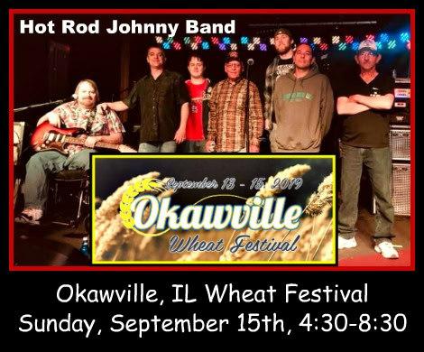 Hot Rod Johnny Band 9-15-19