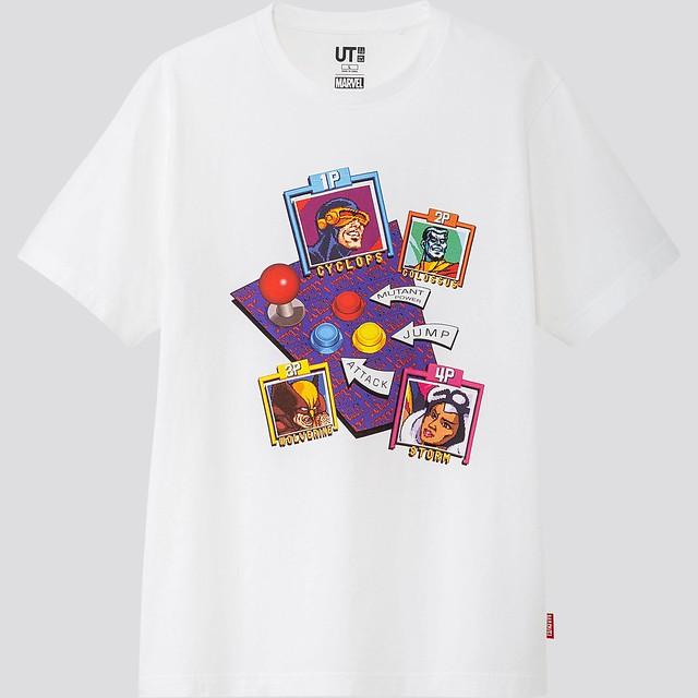 以滿滿的復古味慶祝漫威 80 週年! UNIQLO【MARVEL懷舊電玩系列 UT】MARVEL-RETRO-GAMING UT 強勢來襲!
