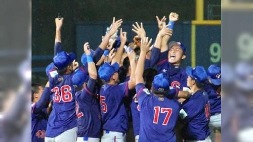 台灣,美國,U18,世界冠軍,世界青棒,棒球,中華隊,美國隊,