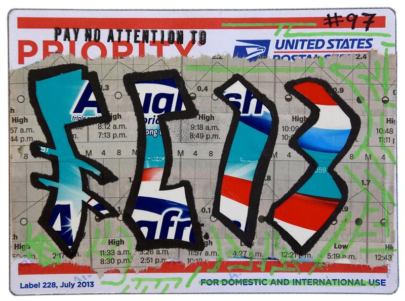 FC13 sticker # 97