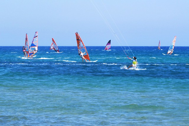 water sports :)